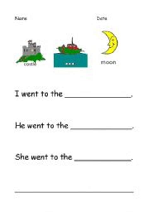 Resume Writing Complete Sentences